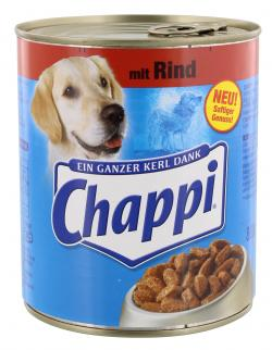 Chappi mit Rind (800 g) - 4008429520419