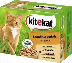 Kitekat Landpicknick in Sauce