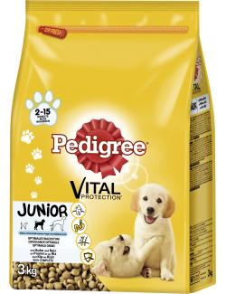 Pedigree Junior Vital Protection mit Huhn und Reis (3 kg) - 3065890065277
