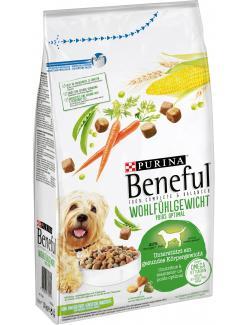 Beneful Wohlfühlgewicht mit Huhn, Gartengemüse und Vitaminen