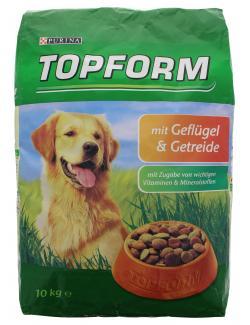 Purina Topform mit Geflügel & Getreide (10 kg) - 7613032407414