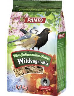 Panto Vier-Jahreszeiten-Futter Wildvogel-Mix