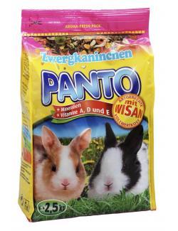 Panto Zwergkaninchen-Futter