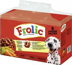 Frolic mit Rind, Karotten & Getreide (7,50 kg) - 4008429630002
