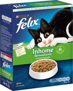 Felix Inhome Sensations mit Geflügel (1 kg) - 3222270189644