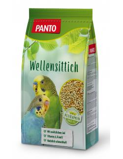 Panto Wellensittichfutter (1 kg) - 4024109931429