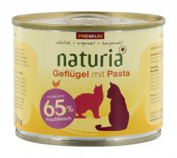 Naturia Geflügel mit Pasta