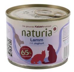 Naturia Lamm mit Joghurt