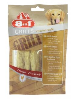 8in1 Grills Chicken Style Grill-Snack (80 g) - 4048422111788