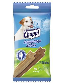 Chappi Zahnpflege Sticks für kleine Hunde (110 g) - 5998749119181