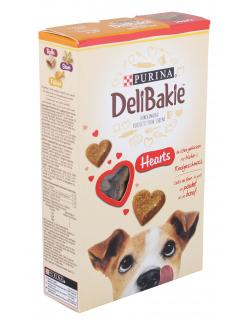 DeliBakie Hearts Hundesnacks Huhn & Rind (320 g) - 7613034311962