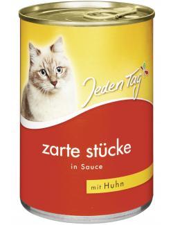 Jeden Tag Zarte Stücke in Sauce Huhn (415 g) - 4306180182656