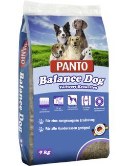 Panto Balance Dog Vollwert-Kroketten