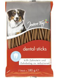 Jeden Tag Hund Dental-Sticks
