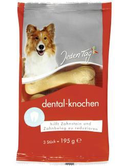 Jeden Tag Dental-Knochen