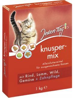 Jeden Tag Knuspermix Fleisch & Gemüse