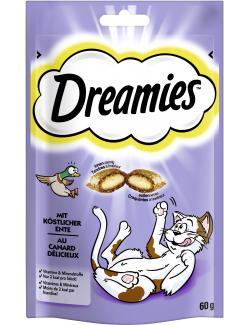 Dreamies Katzensnacks mit Ente (60 g) - 5998749116500