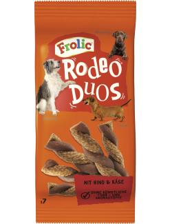 Frolic Rodeo Duos mit Rind & Käse (7 St.) - 5998749120514
