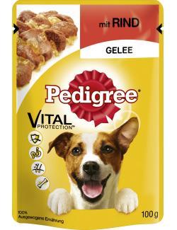 Pedigree mit Rind in Gelee (100 g) - 5900951142017