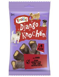 Frolic Django Knochen mit Rind klein (4 St.) - 5998749122624