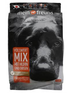 Mein Freund Hund Vollwert Mix Huhn