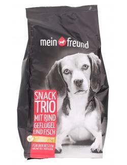 Mein Freund Hund Snack Trio (400 g) - 4306188329701
