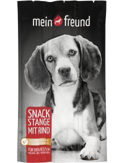 Mein Freund Hund Snack Stange mit Rind