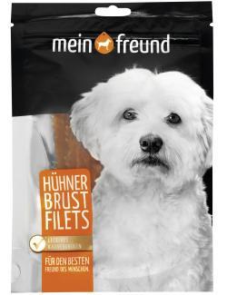 Mein Freund Hund Filetstreifen Huhn (100 g) - 4306188311591