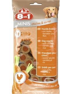 8in1 Minis Chicken & Carrot