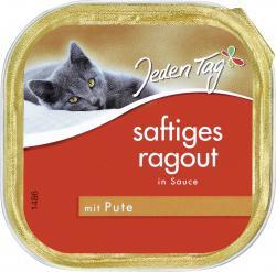 Jeden Tag Saftiges Ragout in Sauce mit Pute