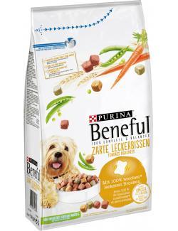 Beneful Zarte Leckerbissen mit Rind, Gartengemüse und Vitaminen