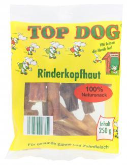 Top Dog Rinderkopfhaut (250 g) - 4030879028801