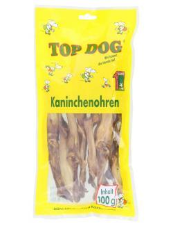 Top Dog Kaninchenohren (100 g) - 4030879072101