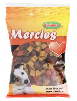 Bubimex Mercies Mini Herzen (100 g) - 4250078906834
