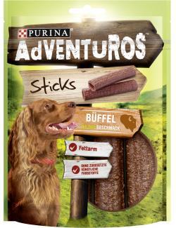 Bild für Adventuros Sticks mit Büffelgeschmack