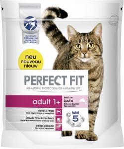 Perfect Fit Adult 1+ mit Lachs