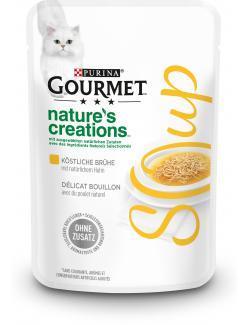 Purina Gourmet Crystal Soup Huhn (40 g) - 7613035754614