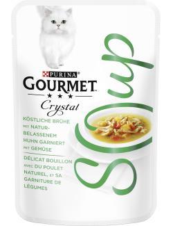 Gourmet Crystal Soup Huhn & Gemüse