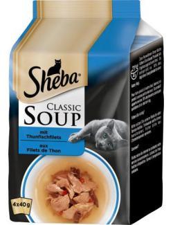 Bild für Sheba Classic Soup mit Thunfischfilets