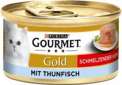 Gourmet Gold Schmelzender Kern mit Thunfisch