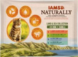 Iams Naturally Cat Land & See Collection