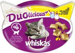 Whiskas Duolicious Snacks Huhn & Joghurt
