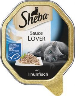 Sheba Sauce Lover mit Thunfisch