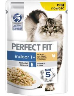 Perfect Fit Cat Indoor mit Huhn und Erbsen