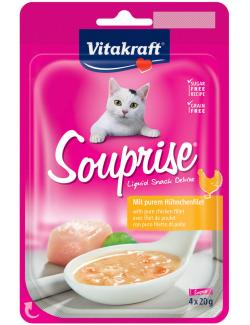 Vitakraft Souprise Liquid Snack mit Huhn