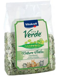 Vitakraft Vita Verde Nature Flakes Erbsenflocken