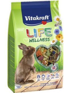 Vitakraft Life Wellness Zwergkaninchen