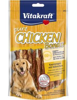 Bild für Vitakraft Pure Chicken Bonas Kaustangen mit Hühnchen