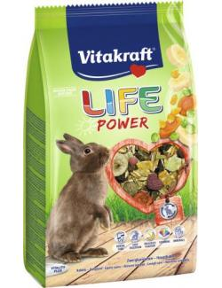 Vitakraft Life Power Zwerkaninchen