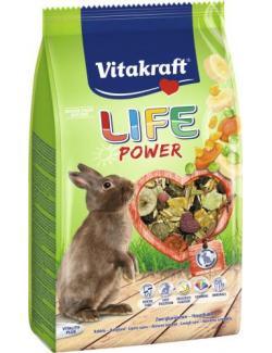 Vitakraft Life Power Zwerkaninchen